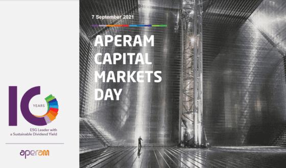 2021 Capital Markets Day