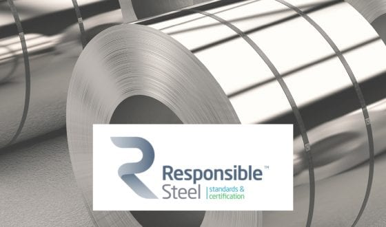 A Proud Member of Responsible Steel
