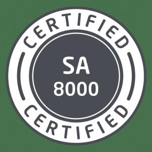 SA 8000: 2014